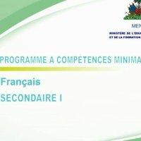 Qu'est-ce qu'il reste de littérature dans les cours de français du nouveau secondaire haïtien?