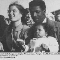 Lettre de Jacques Stephen Alexis à sa fille Florence